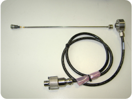 in spindle acoustic emission sensor